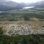 Aeródromo de Villa O'Higgins podría convertirse en base regional para control de incendios forestales