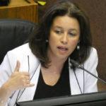 """Senadora Órdenes acusó al Gobierno de """"abandono"""" de la Región de Aysén en materia de descontaminación"""