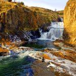 Edelaysen pretende construir hidroeléctrica en las cascadas Los Maquis sin Evaluación Ambiental