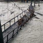 Vecinos de Villa O´Higgins debieron ser evacuados ante el desborde del Río Mosco