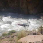 Una persona permanece desaparecida tras accidente en Puerto Ibáñez