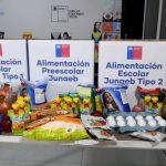 JUNAEB entregará 30 mil canastas a estudiantes beneficiarios del PAE en la Región de Aysén