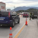 Autoridades confirmaron que se restringirá el tránsito por las carreteras este fin de semana largo