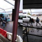 Tres vuelos privados arribaron en Balmaceda con trabajadores de una empresa acuícola