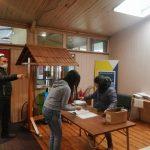 Dos liceos municipales de Aysén recibirán tarjetas de conectividad donadas por la empresa WOM