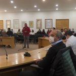 Al límite de lo permitido: Masiva reunión de Gabinete regional