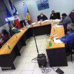 """Abuelitos fueron a comprar con """"Gift Card"""" del municipio de Coyhaique y pasaron la vergüenza de sus vidas"""