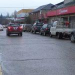 Restricciones vehiculares en calle Condell: peatones ganan dos metros de calzada