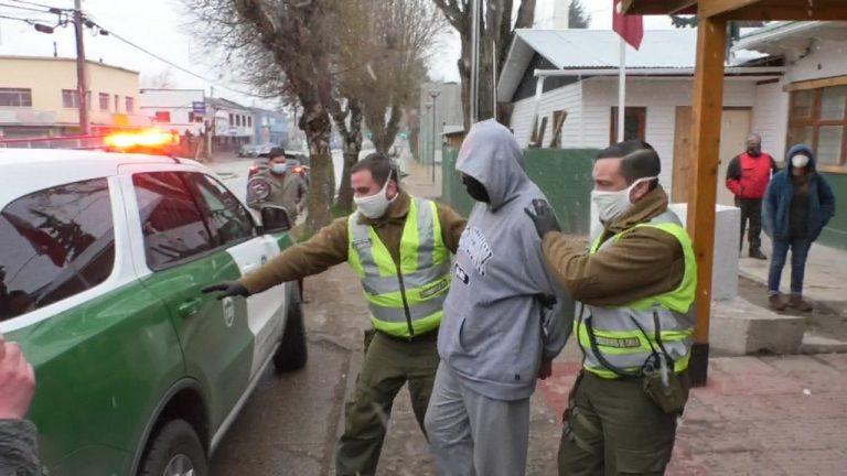 Detienen a acusado de presunto femicidio de una joven en Coyhaique