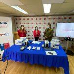 SENDA Aysén entregó dos nuevos equipos de Narcotest a Carabineros