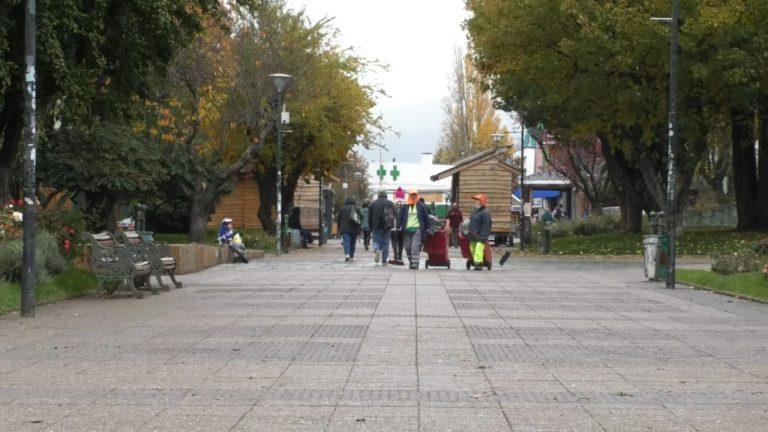 COVID-19: La Región de Aysén está dentro de las cinco con mayor aumento de casos en Chile