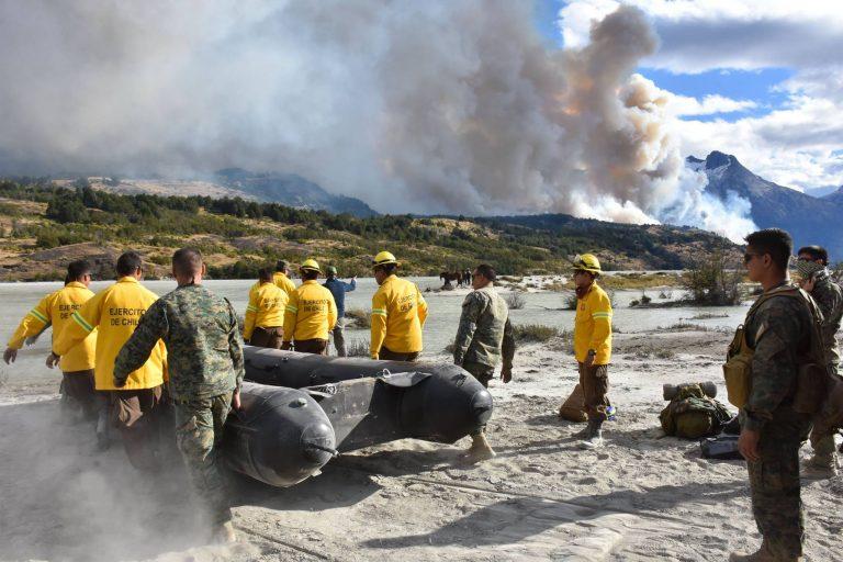Brigadas del Ejército se preparan ante nueva temporada de incendios forestales