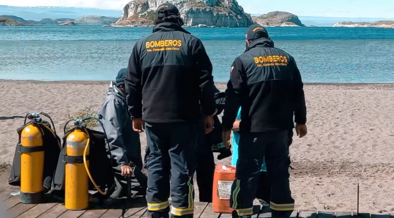 Embarcación con alta tecnología se suma a la búsqueda de Romario Peña