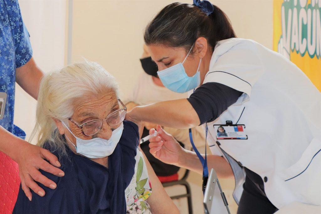 La Región de Aysén alcanza los 15mil vacunados contra el COVID-19