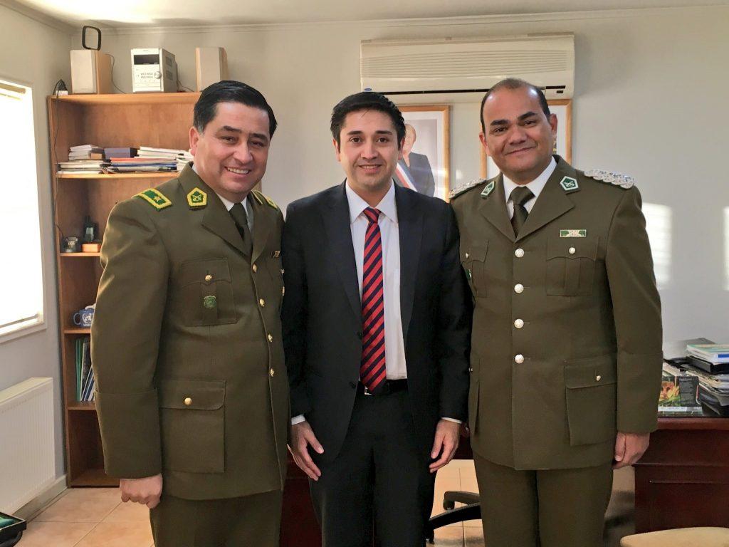 Miguel Ángel Calisto votó a favor de la militarización de la Araucanía