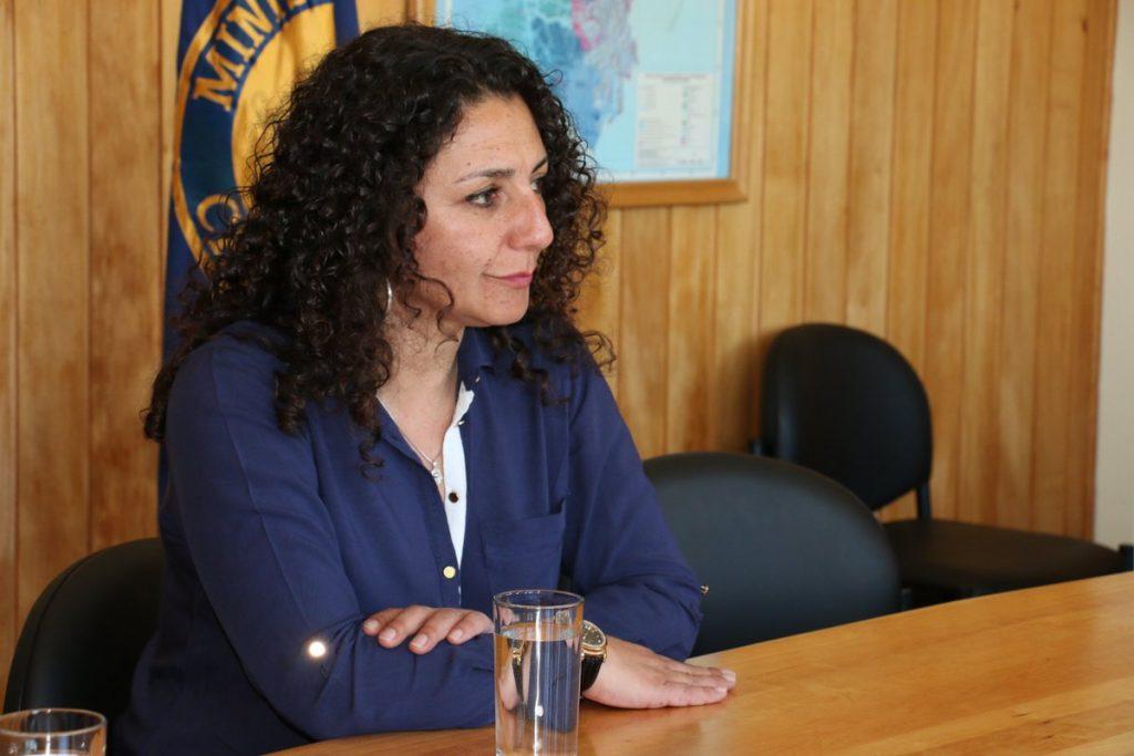 Karina Acevedo se convierte en la primera precandidata de cara a las elecciones parlamentarias
