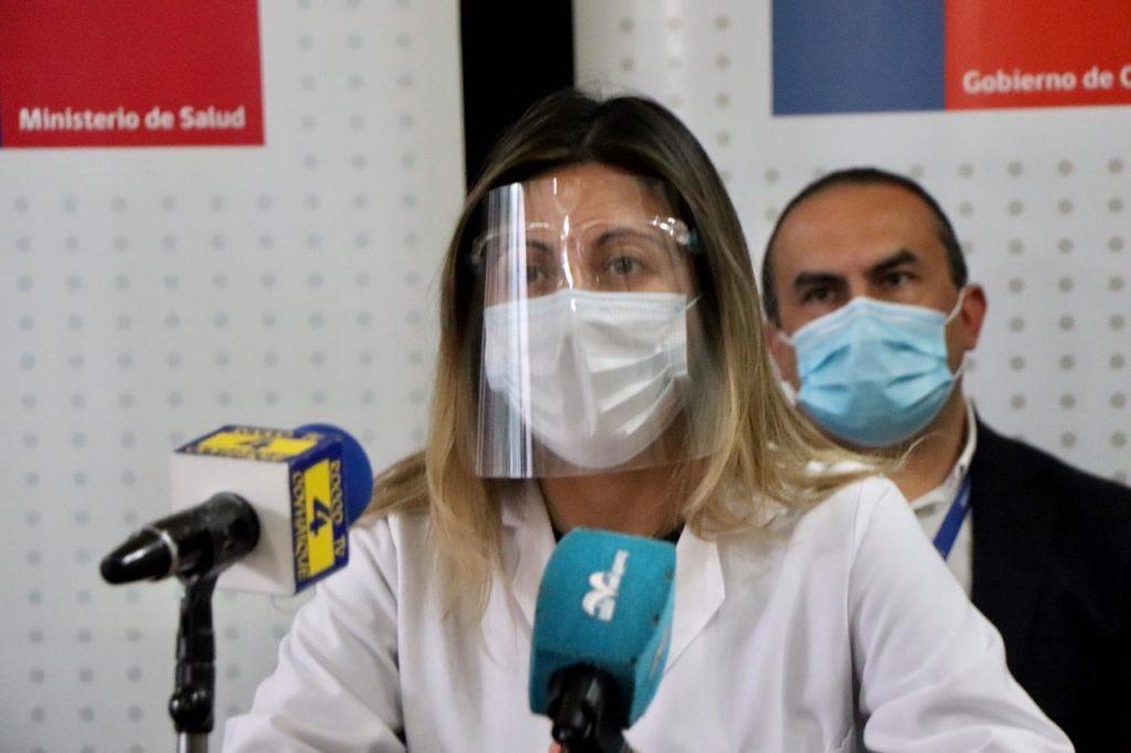 """""""No hubo error"""": SEREMI de Salud toma decisiones respecto a plan nacional de vacunación"""