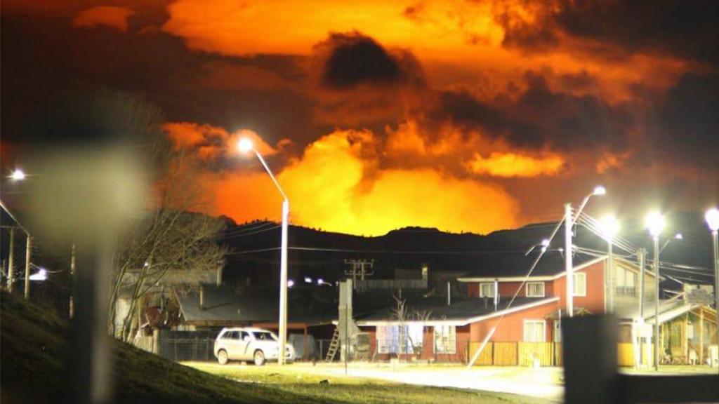 Aún no logran extinguir incendio en Parque Nacional Patagonia: Van 1.273 hectáreas quemadas