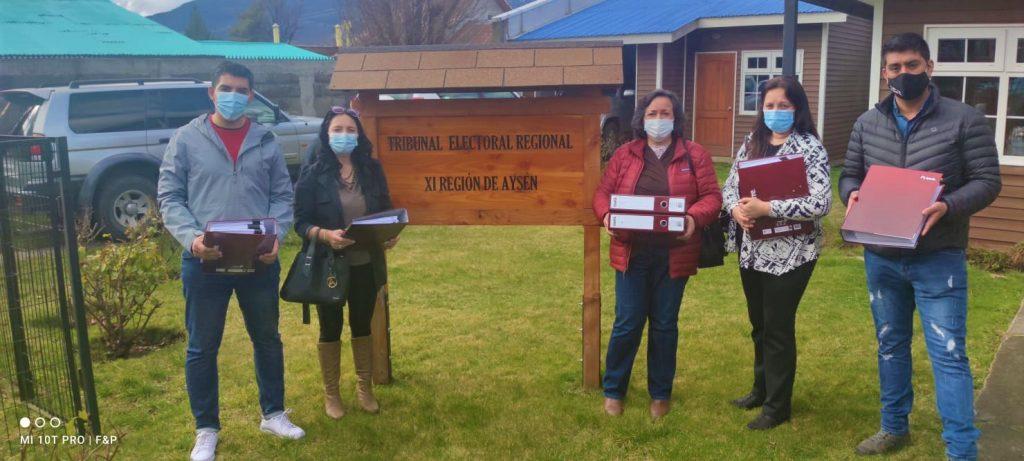 Concejales presentaron recurso ante el TER para sancionar a ex alcalde Huala