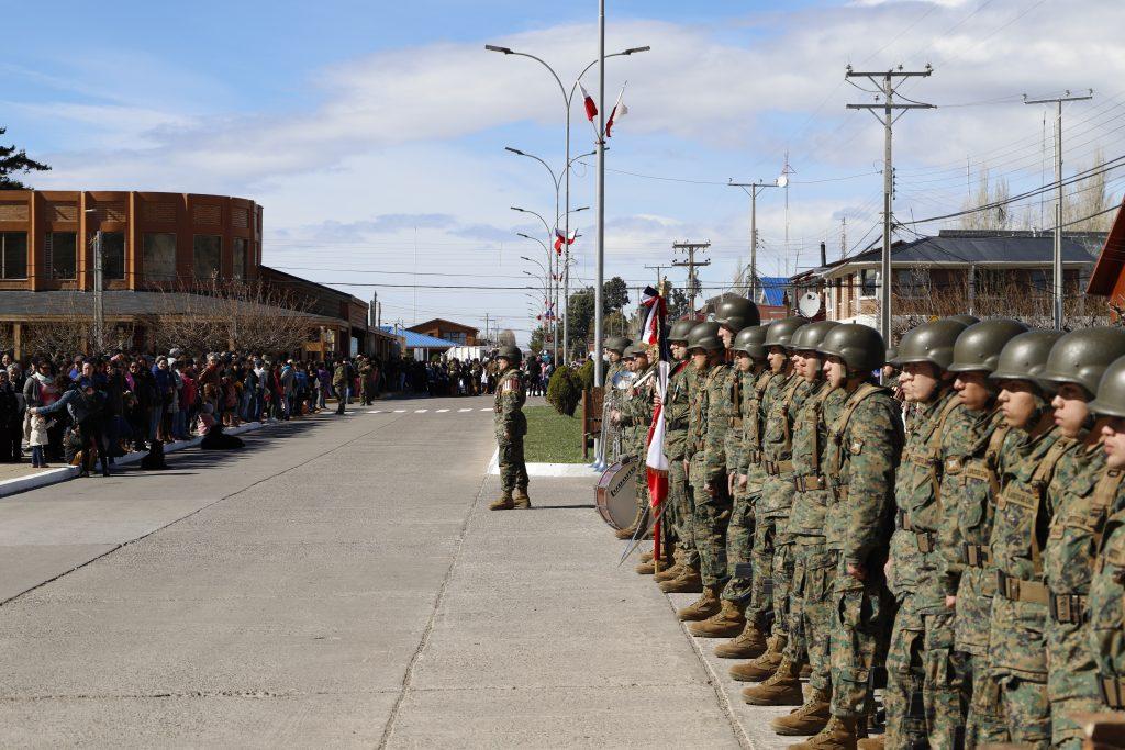 Ejército confirma que realizarán la Parada Militar en localidades de la Región de Aysén