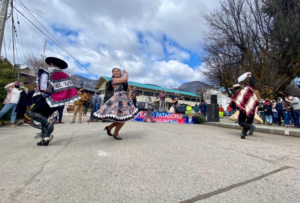 Expo Patagonia Fiestas Patrias habría dejado un total de 21 millones de pesos en ganancias a emprendedores